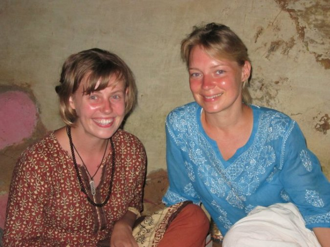 "Ania Ziolkowksa / Ania Anicca on her stolen india trip. Ania knew for 10 years I wanted to go to india and kept ""us"" too broke to do ANYTHING"