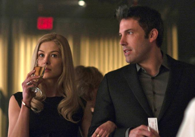 Gone Girl - Ben Affleck & Rosamund Pike